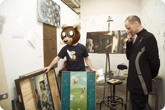 Andrew R Shondrick -- John Waters and Bear