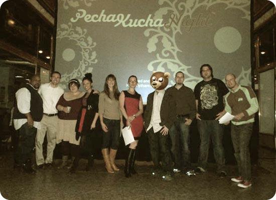 Andrew R Shondrick -- Pecha Kucha Cleveland Bears