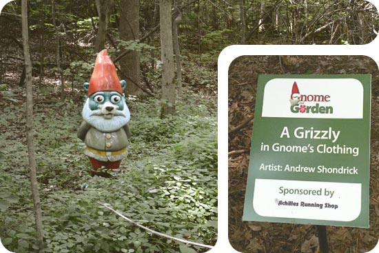 Andrew R Shondrick -- Grizzly in Gnome's Clothing