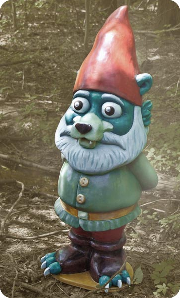 Andrew R Shondrick --Grizzly in Gnome's Clothing